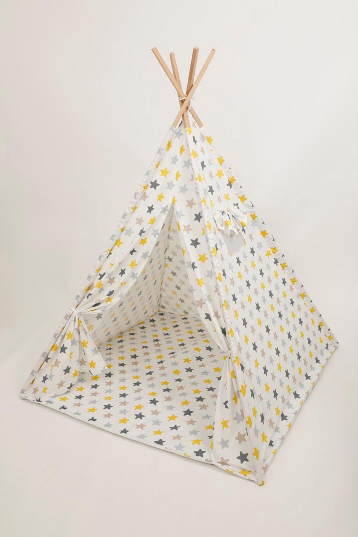 """Oyun Çadırı """"Sarı Yıldız"""""""