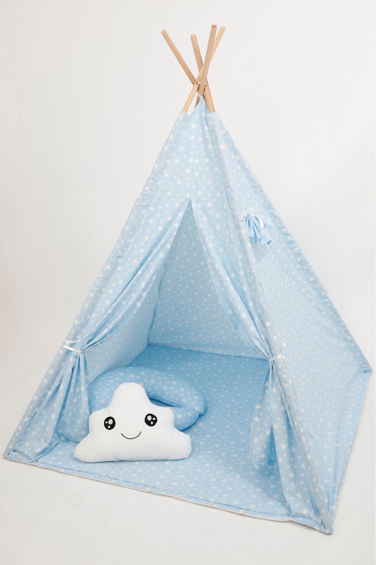 """Oyun Çadırı """"Mavi Yıldız"""""""