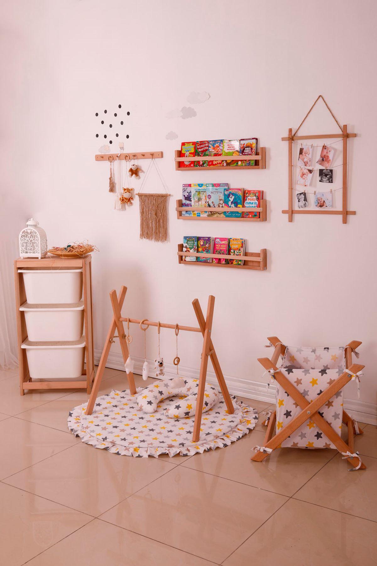 Montessori Set 5 / 10 Parça